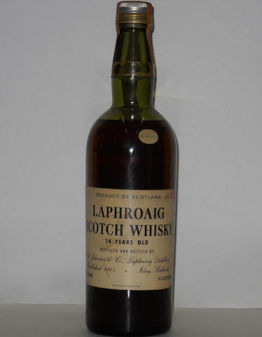 Laphroaig-14 year old
