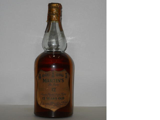 Martin's De Luxe-12 year old