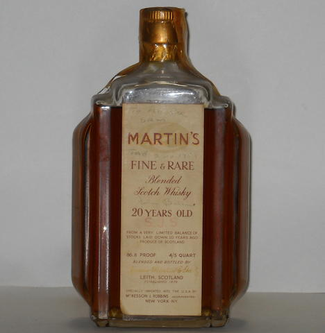 Martin's Fine and Rare-20 year old