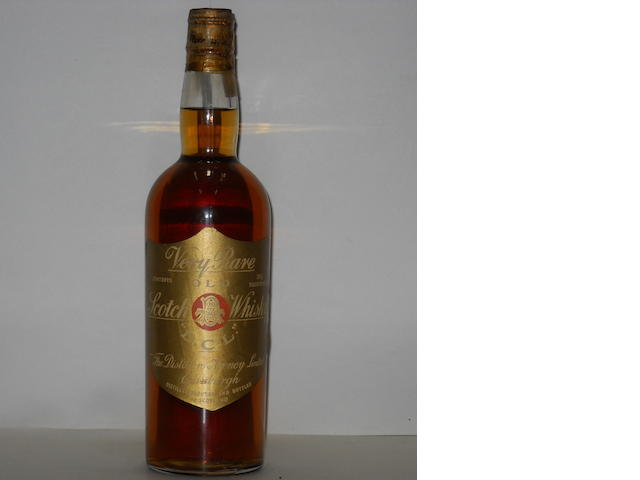Very Rare Old Scotch Whisky