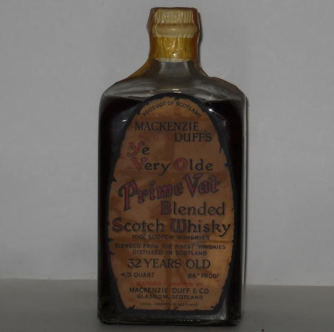 Ye Very Old Prime Vat-32 year old
