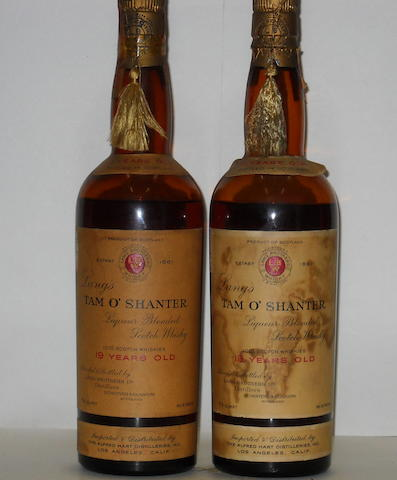 Lang's Tam O'Shanter Liqueur- 19 year old