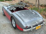 1956 Austin-Healey 100 Roadster  Chassis no. BN2L233439 Engine no. 1B/233439