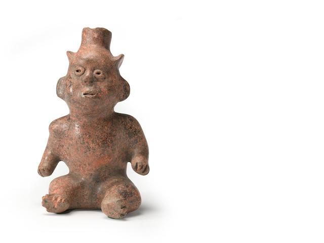 Colima seated Dwarf