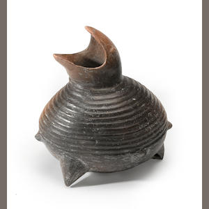 Chupicaro Bird-Form Vessel