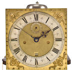 Longcase clock by Thomas Tompion