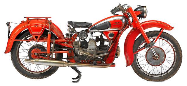 1952 Moto Guzzi Falcone Engine no. V80922