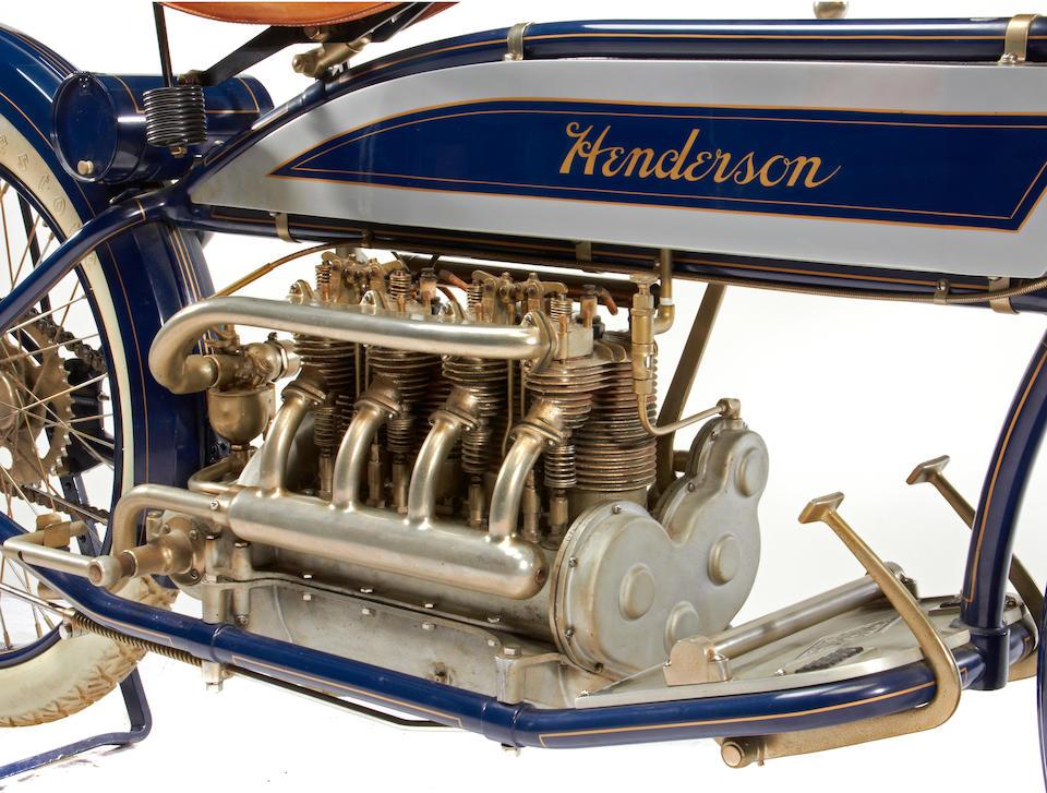 1913 Henderson Four Engine no. 1688