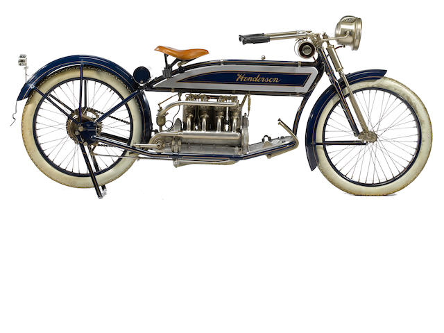 1913 Henderson Four Engine no. 1688