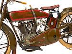 c.1917 Harley-Davidson V-Twin