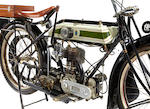 1919 Triumph Model H Frame no. 318945 Engine no. 67044ET0