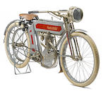 1911 Excelsior Auto-Cycle Single Engine no. 12999