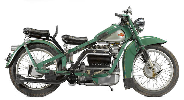 1937 Nimbus Four Frame no. 4786 Engine no. 2818