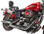 1997 Harley-Davidson Evolution Frame no. 1HD1GGL33VY308124 Engine no. GGLV308124