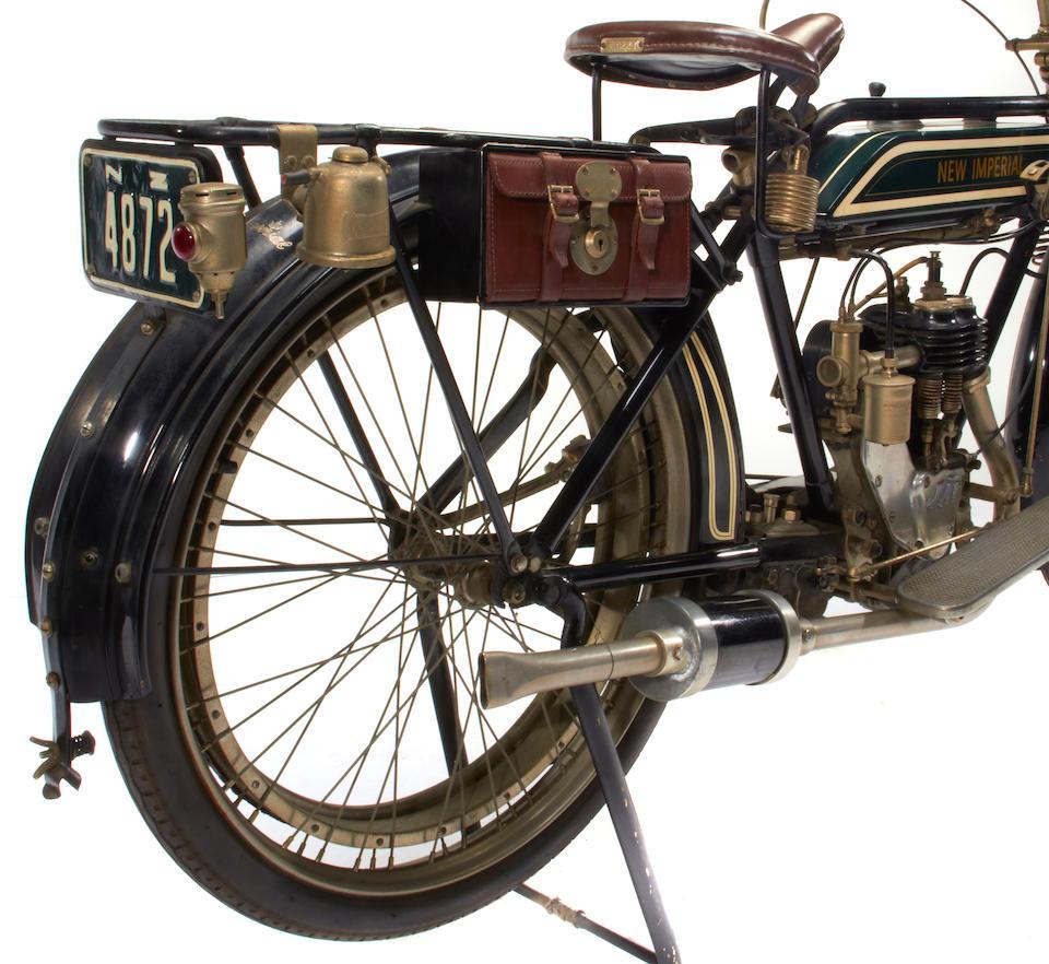 c.1917 New Imperial Light Tourist Frame no. A5717