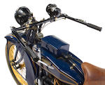 1925 Henderson Four Frame no. D10660A Engine no. 3781144