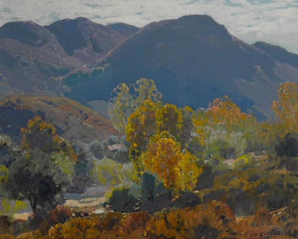 Hanson Puthuff, Malibu Canyon