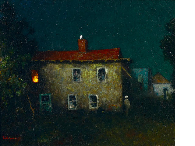 Will Sparks (American, 1862-1937) The Stevenson house