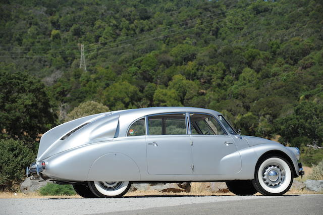 1941 Tatra T87 Aerodynamic Saloon  Chassis no. 49870 Engine no. 12786345