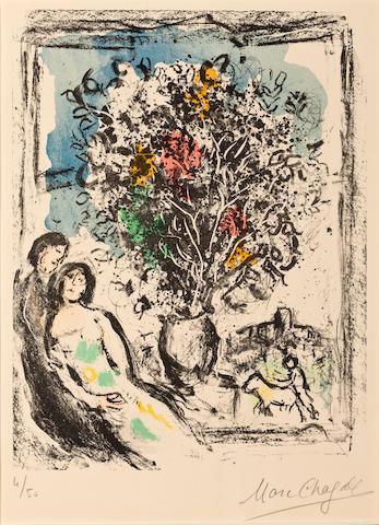 Chagall Petite Litho