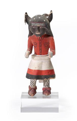 A Hopi doll