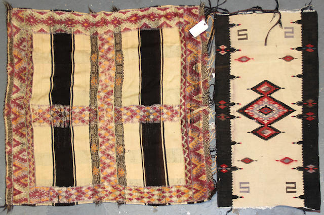 A pair of Kilim rugs