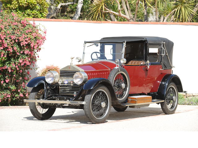1925 Rolls-Royce 20hp Salamanca, by Kellner