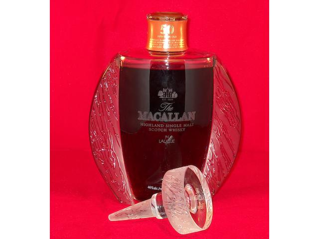 Macallan Lalique 50 year old (1)