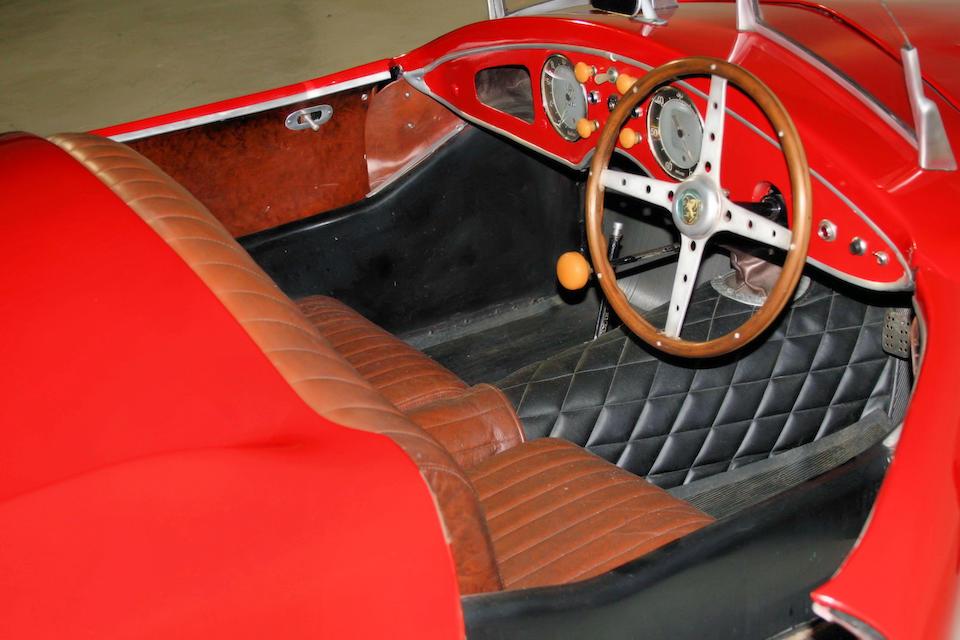 c. 1947 Cisitalia 202 SMM Nuvolari Spyder Replica  Chassis no. 032