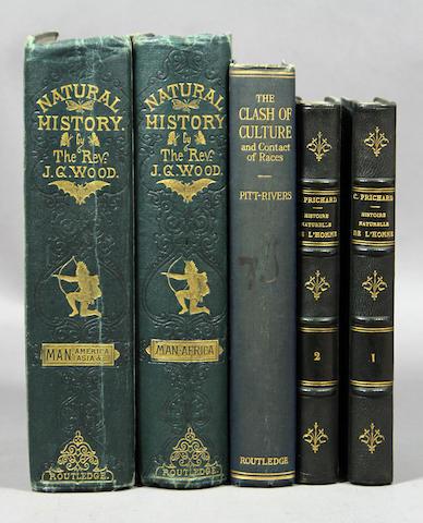 [NATIVE CULTURES.] 23 vols.