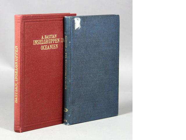 BASTIAN, A. 2 vols.
