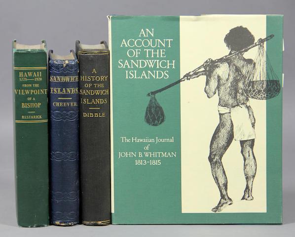 [HAWAIIAN TRAVEL & MISSIONARY.] 19 vols.