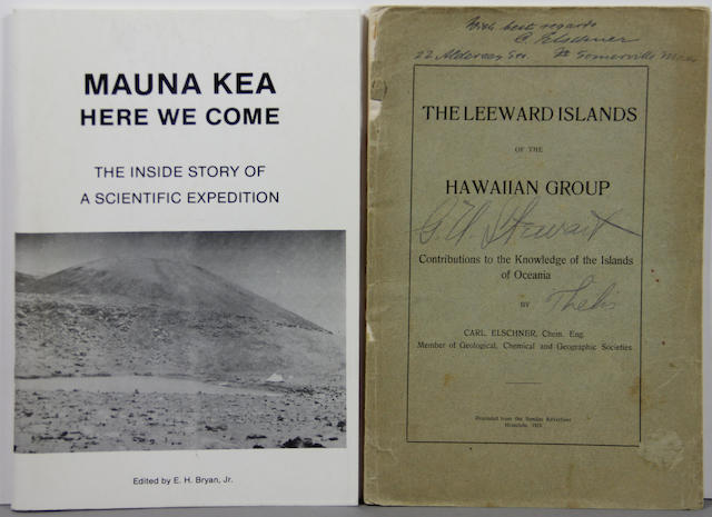[SOUTH PACIFIC SCIENCE & MATURAL HISTORY.]