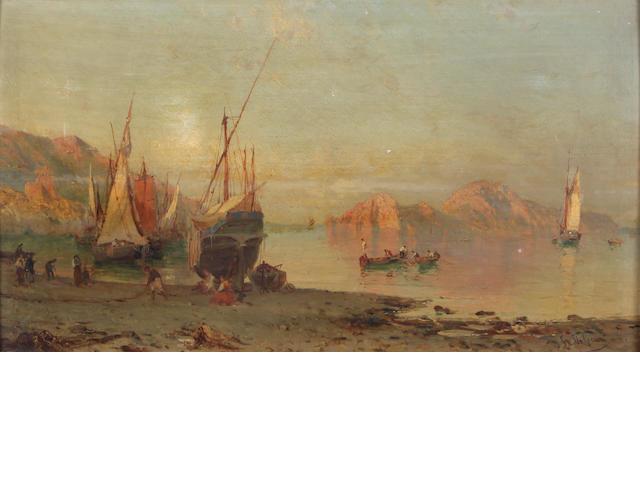La Volpe, Italian Coastal Scene