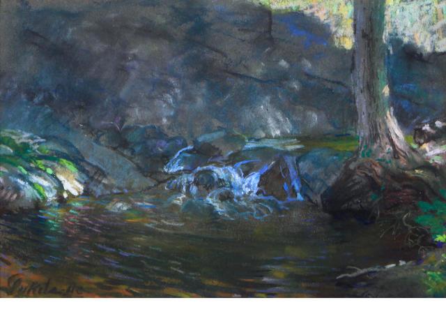 Theodore Lukits, Forest Interior