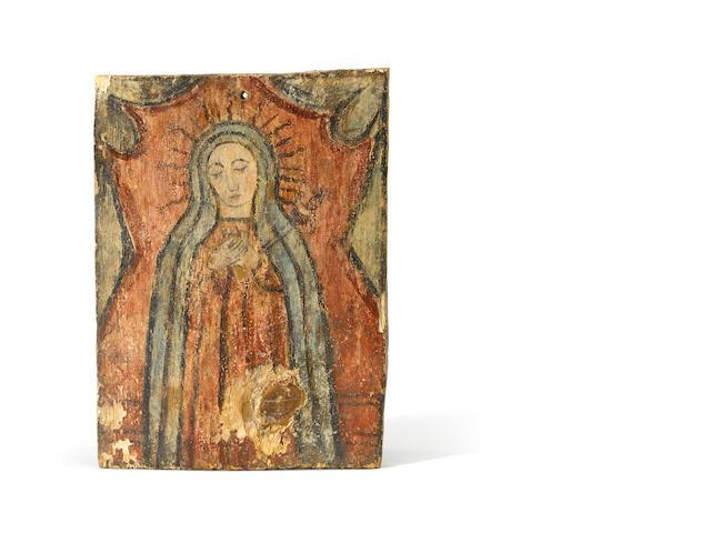 A New Mexican retablo