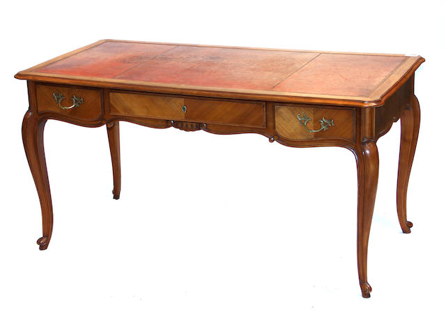 An Italian writing desk