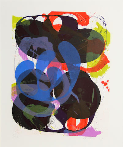 Charles A. Arnoldi (American, born 1946); Venice #10;