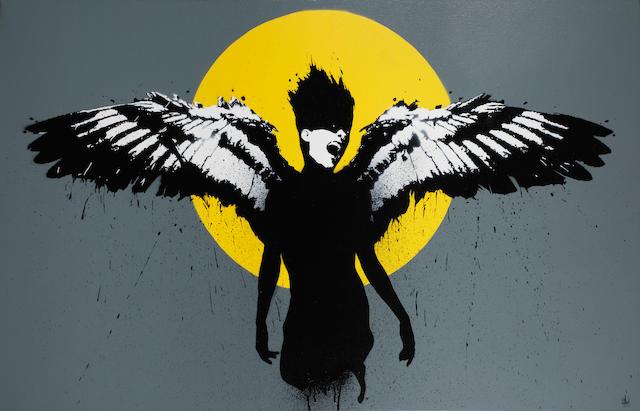 Eelus (b. 1979) Icarus