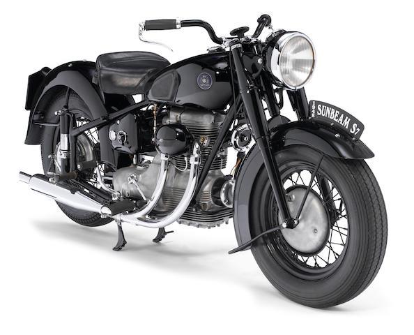 1948 Sunbeam 487cc S7