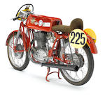 1956 MV Agusta Squalo Frame no. 40487038 Engine no. 450329