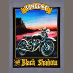 Robert Carter, 'Vincent Pub Sign,'