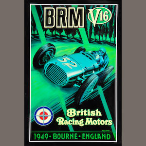 Robert Carter, 'BRM,'