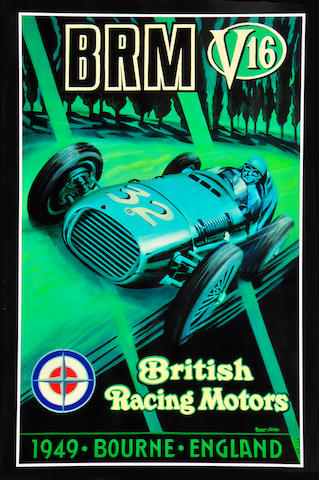 Robert Carter, 'BRM'
