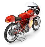 Motobi Zanzani Works Racer