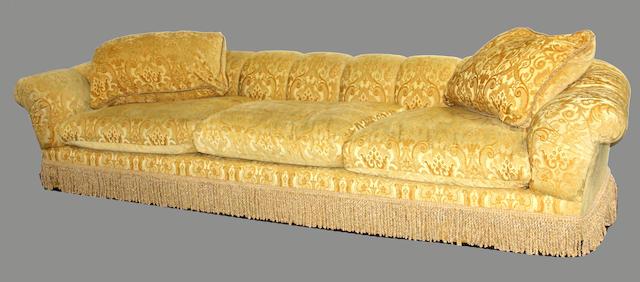 A Michael Taylor sofa