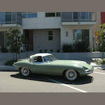 1968 Jaguar XKE  Chassis no. 1E18260 Engine no. 7E18243-9