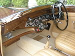 "1940 Rover ""Twenty""  Chassis no. 054-0003"