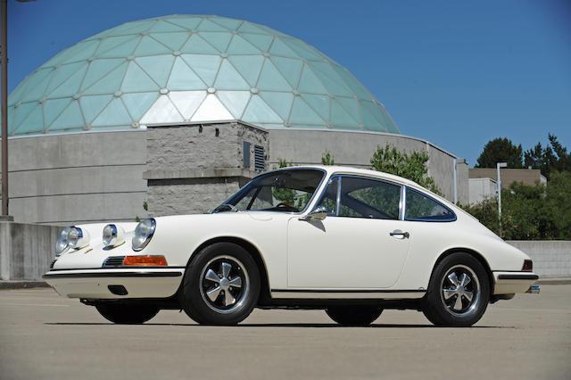 1967 Porsche 911S  Chassis no. 305347S Engine no. 960079