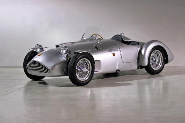 1955 Cisitalia Abarth 204 #7
